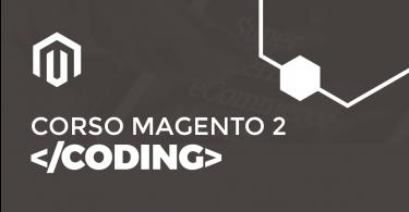Corso Magento 2 CODING