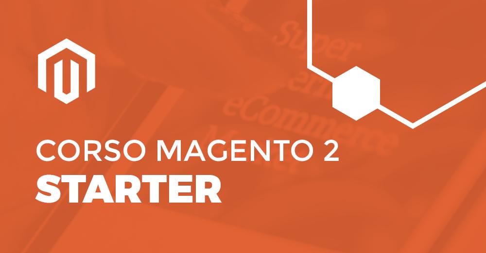 Corso Magento2 Start