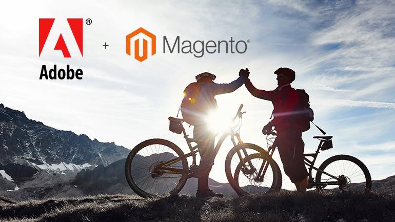 Adobe adquiere Magento, la plataforma líder en e-commerce B2B y B2C