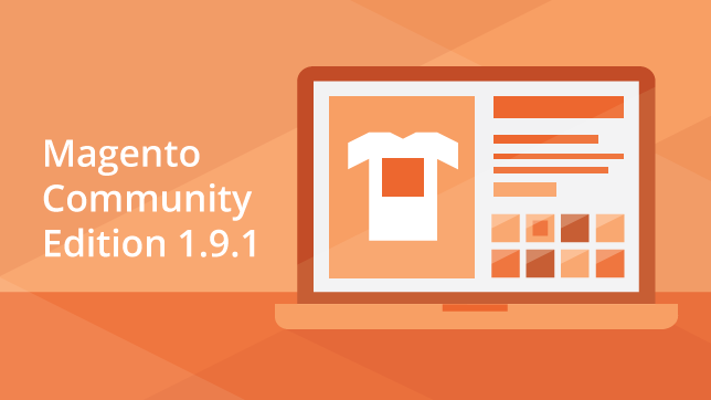 Magento Community 1.9.1 disponibile per il download