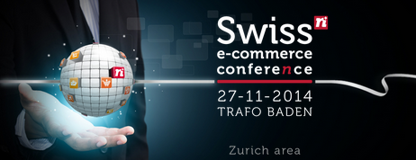 Swiss E-Commerce Conference - 27 Novembre a Baden (Svizzera)