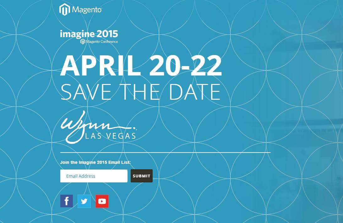 Imagine 2015 – 20 e 22 Aprile 2015 Las Vegas