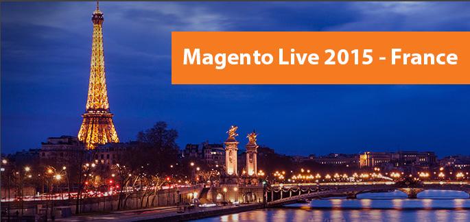 Magento Live France: il 2 e 3 Febbraio 2015