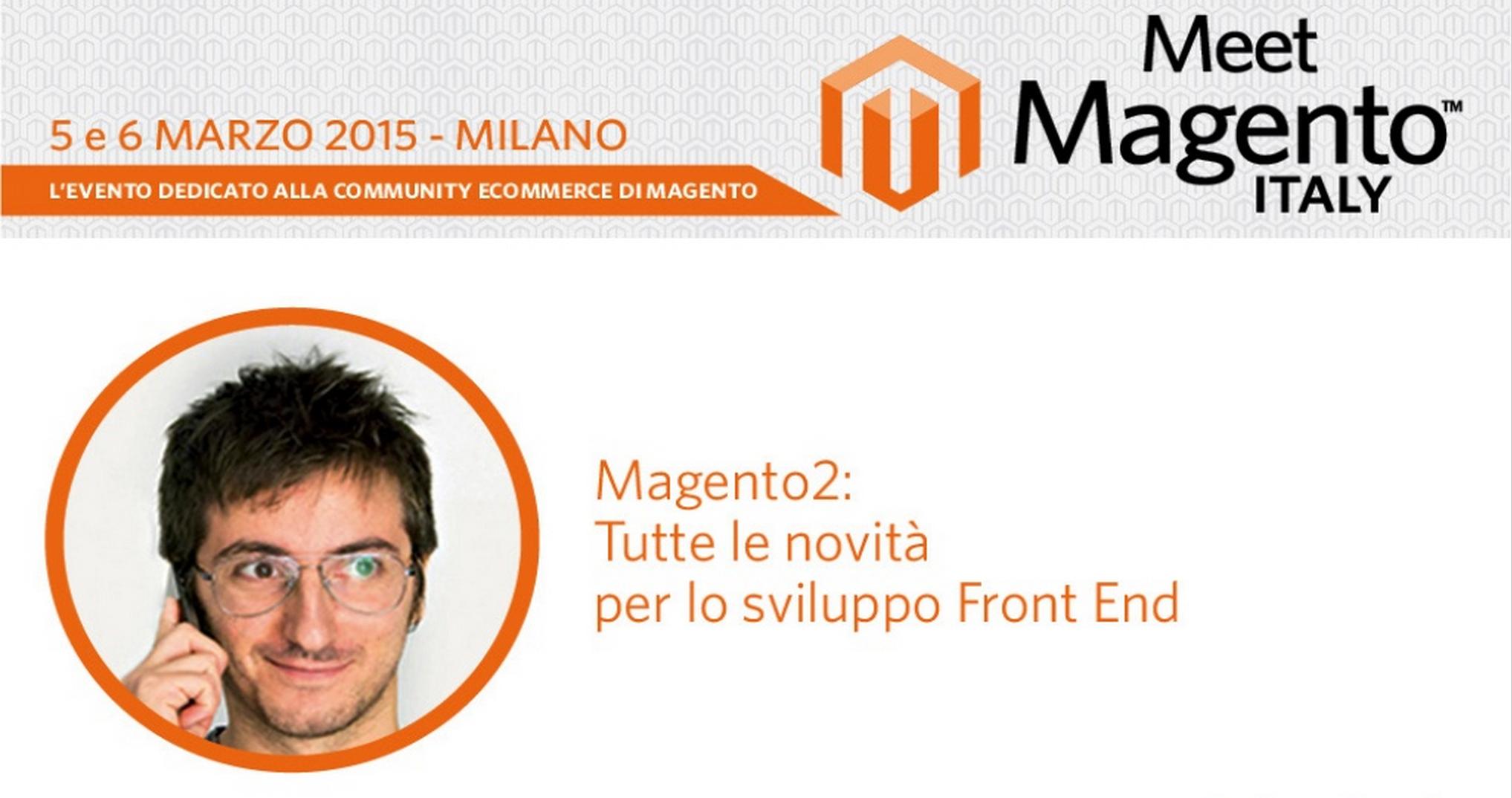 Magento2 Frontend: Le novità per lo sviluppo di temi