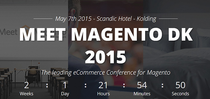 Meet Magento Denmark - 7 Maggio 2015 Kolding