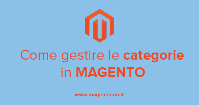 Come gestire le categorie in Magento: la guida definitiva