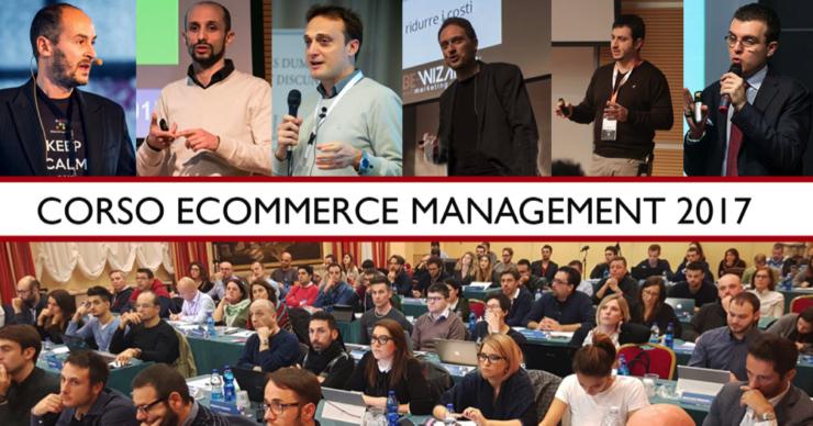 Corso in E-commerce Management: Bologna 16-17-18 Febbraio 2017
