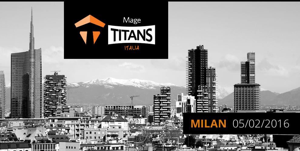 Mage Titans sbarca in Italia: Non perdere la prima edizione il 5 Febbraio 2016 a Milano
