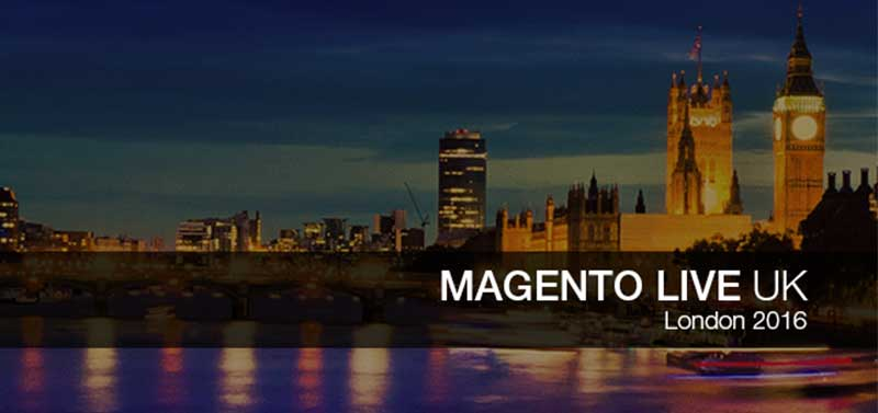 Magento Live UK: Londra 20 -21 Giugno