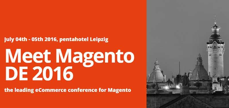 Meet Magento DE: 4 - 5 Luglio