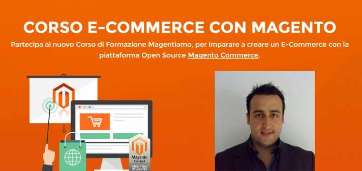 Come scegliere l'hosting per Magento: Intervista a Simone Fantini