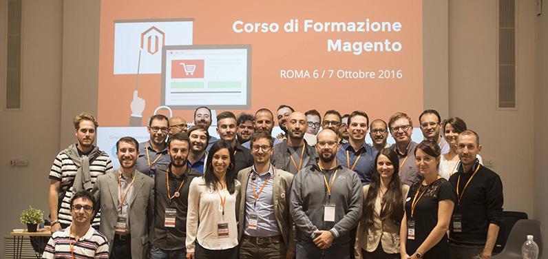 Review Corso E-commerce con Magento 1° Edizione: Ecco come è andata!