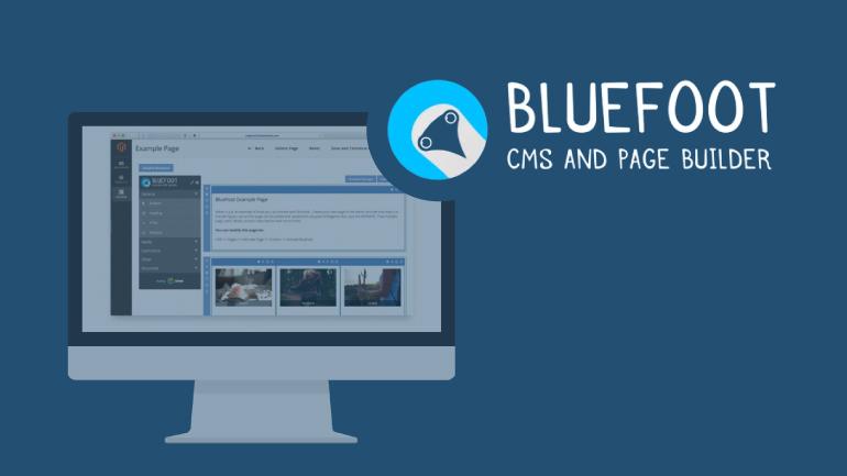 Magento acquisisce la tecnologia Bleufoot CMS & Page Builder