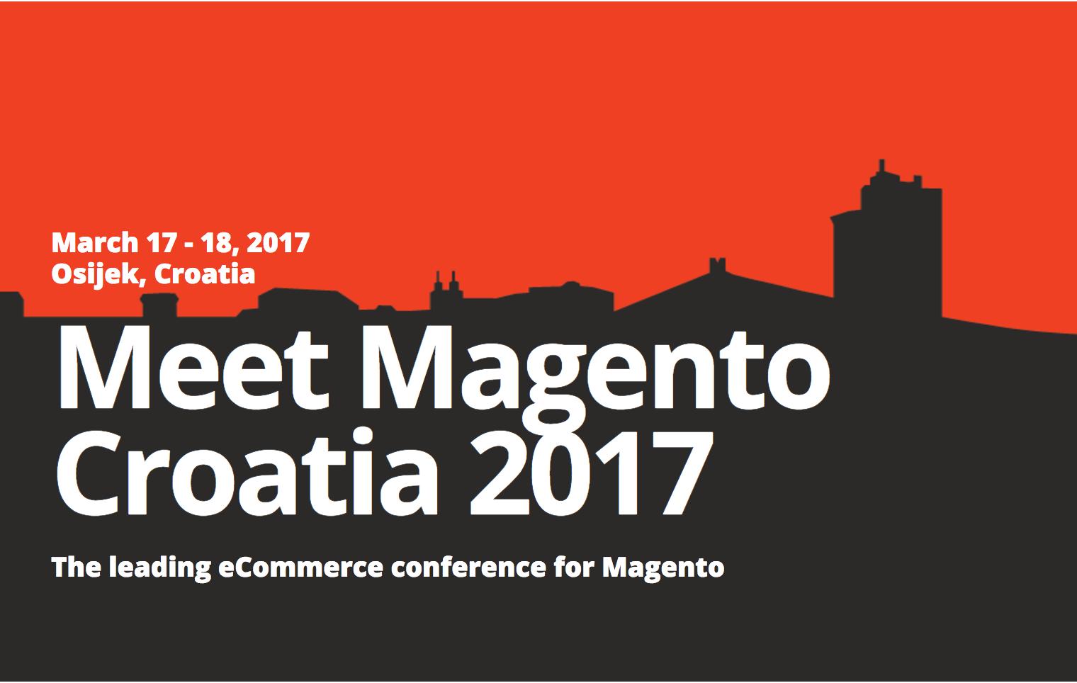 Meet Magento Croazia 17 - 18 Marzo 2017