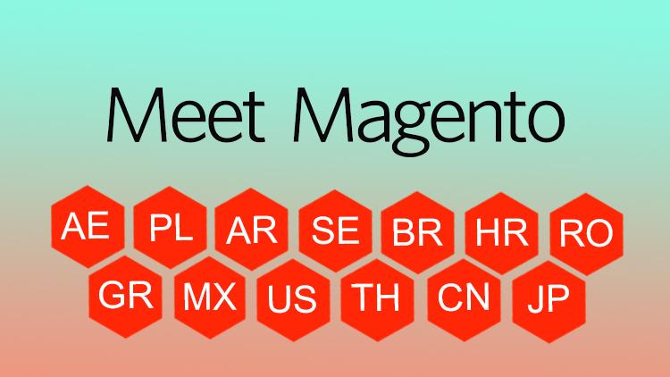 Meet Magento: tutti gli appuntamenti del 2019