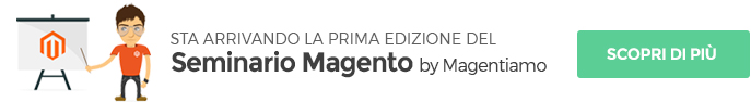 Seminario Magento Italia 2016